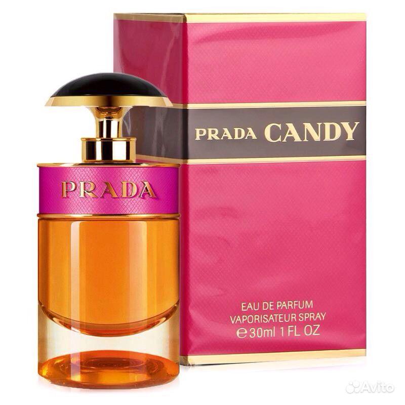 Духи Prada Candy - Женская парфюмерия - купить на Яндекс.Маркете.