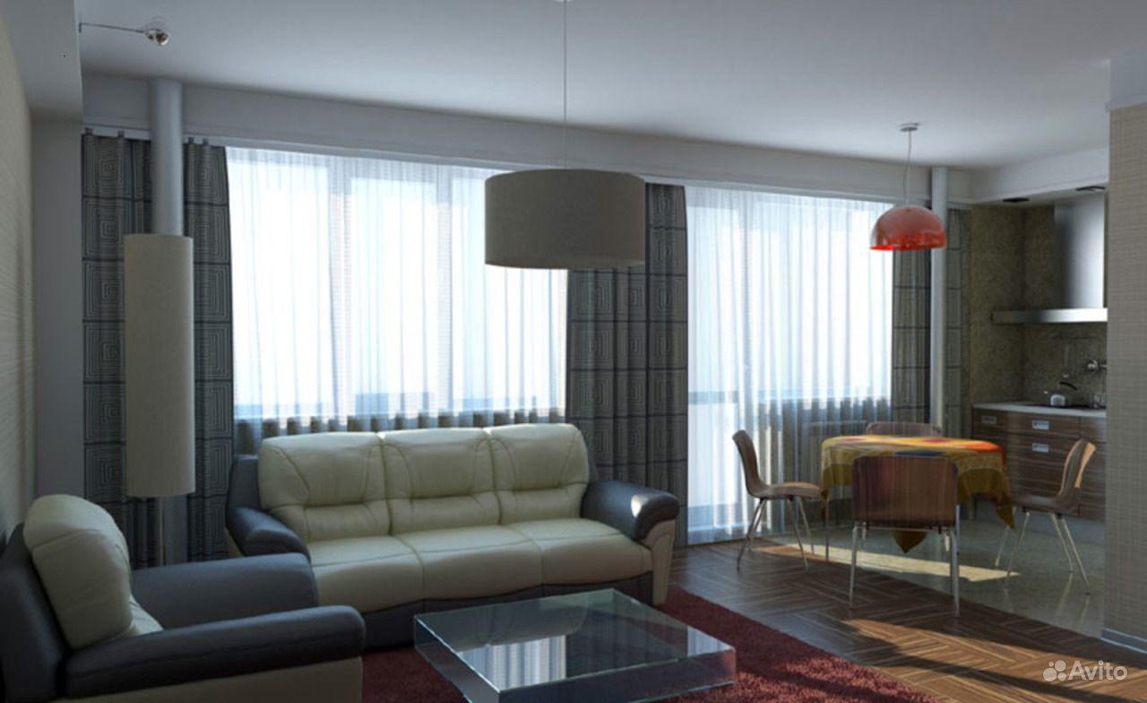 Ремонт и дизайн 3 х комнатной квартиры