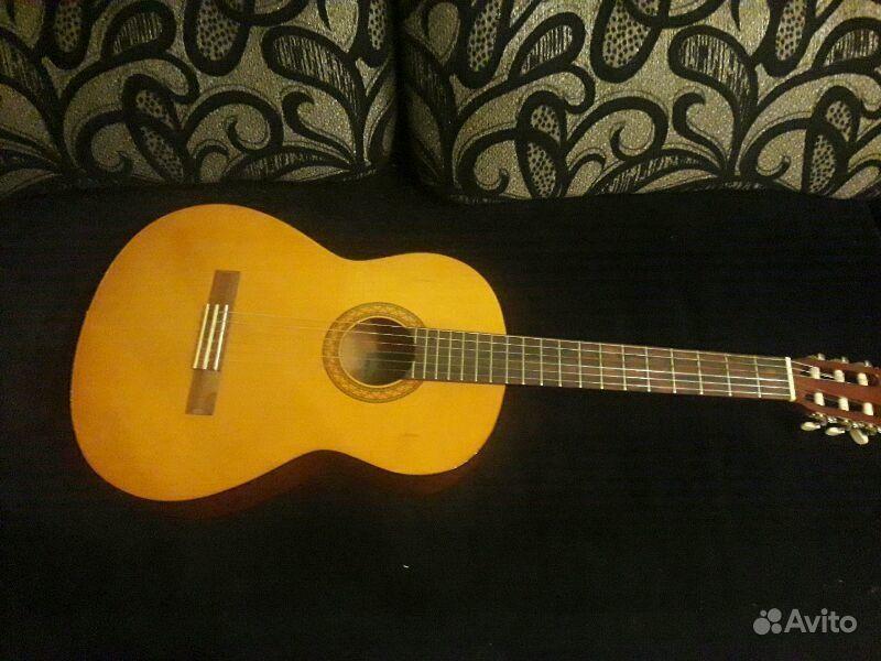 Классическая гитара yamaha c40. Алтайский край, Бийск
