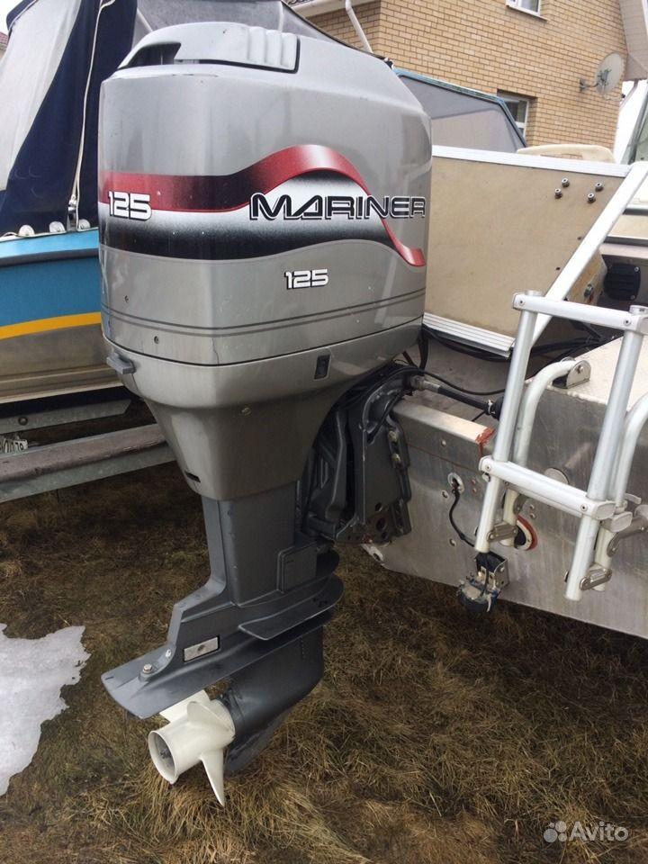 лодочный мотор маринер 8 спб