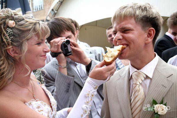 Как проходят поздравления на свадьбе