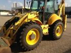 Машинист оператор трактора New Holland LB115