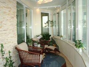 Что такое балкон и лоджия ? (фото).