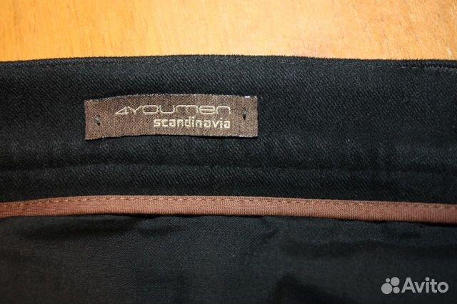 Черные джинсы Финляндия 4 youman scandinavia