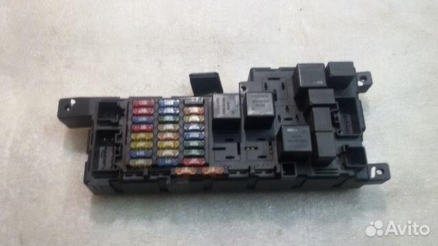 Блок предохранителей Volvo