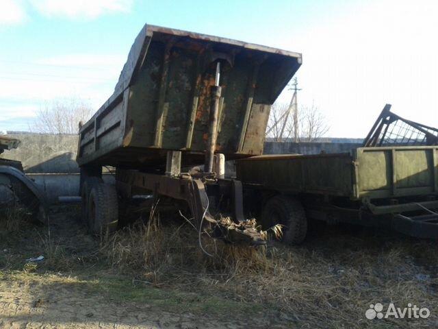 Самосвальный полуприцеп, грузопод.12 т, для Т 150 купить в ...