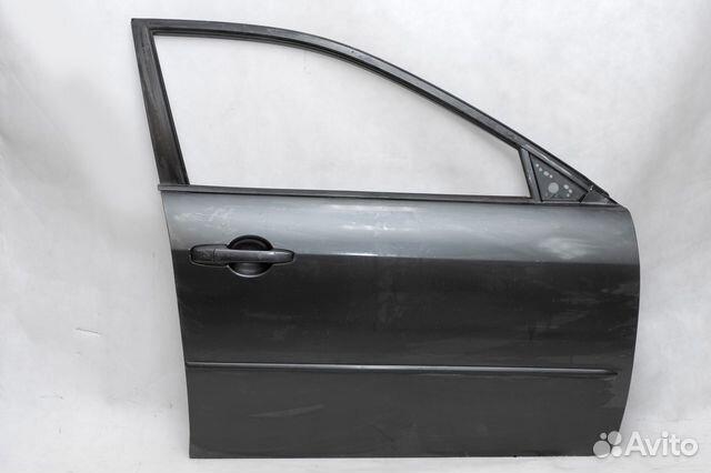 Дверь пассажир. Mazda 6 GG (Мазда 6 )