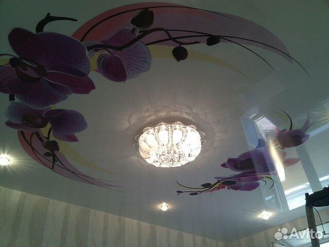 Натяжные потолки производство Китай, пленка для