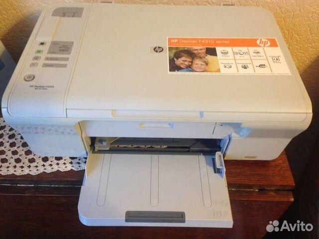Как сделать ксерокопию на принтере hp deskjet