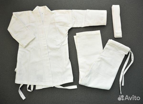Кимоно для карате детское своими руками