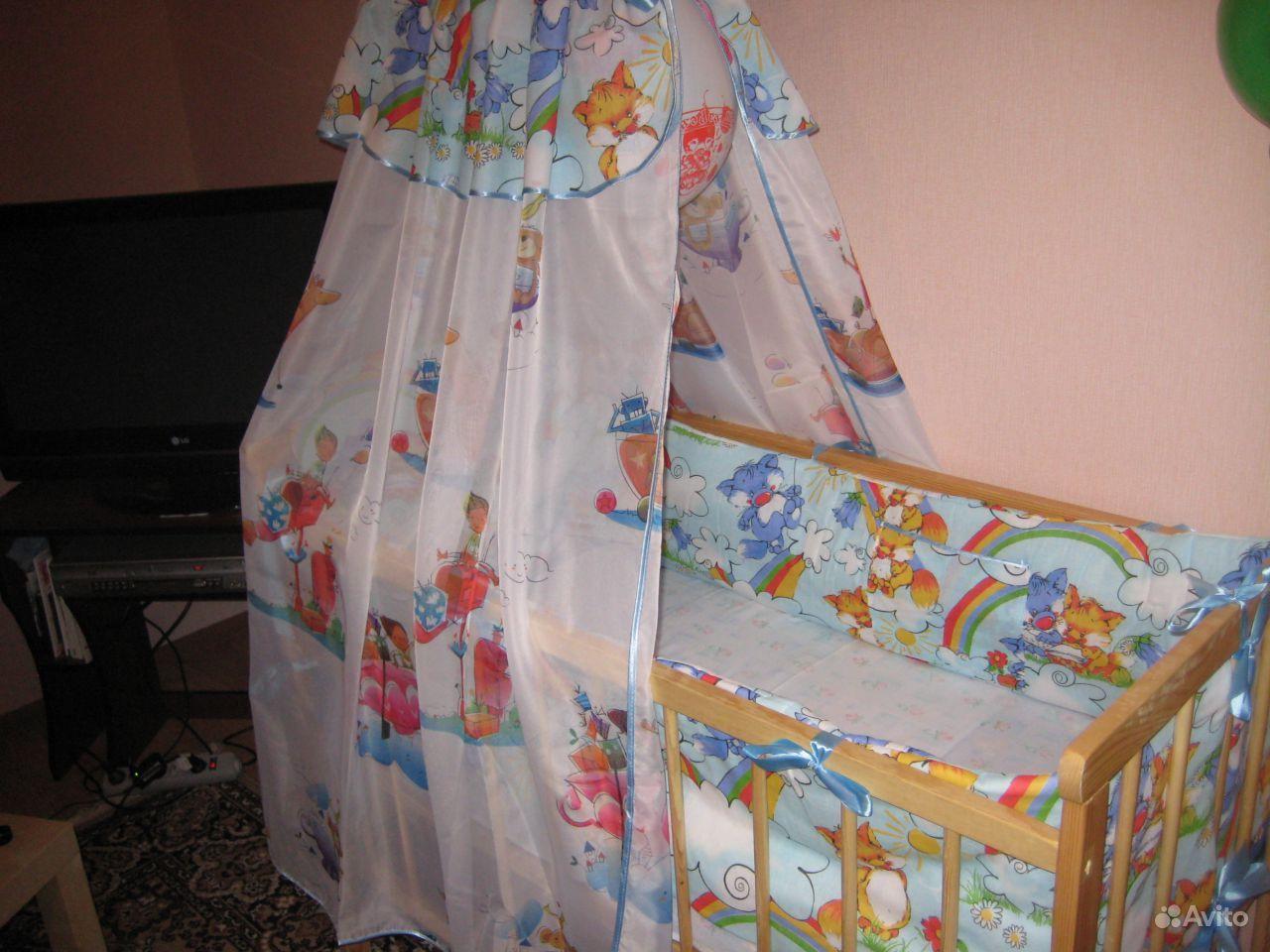 Авито новосибирск детские кроватки б у