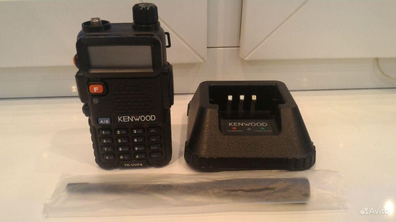 Двухдиапазонная носимая радиостанция Kenwood TK