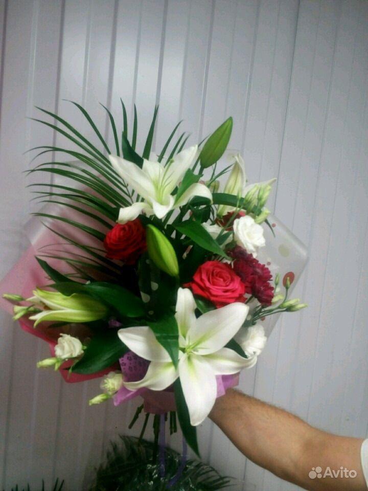 Свежие живые цветы купить на Зозу.ру - фотография № 8