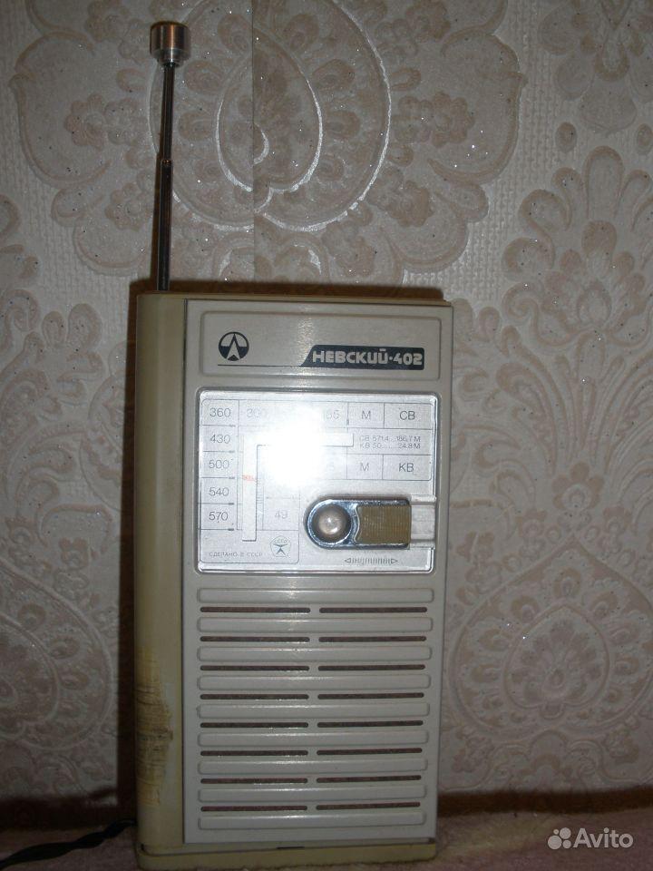 Радиоприемник Невский 402
