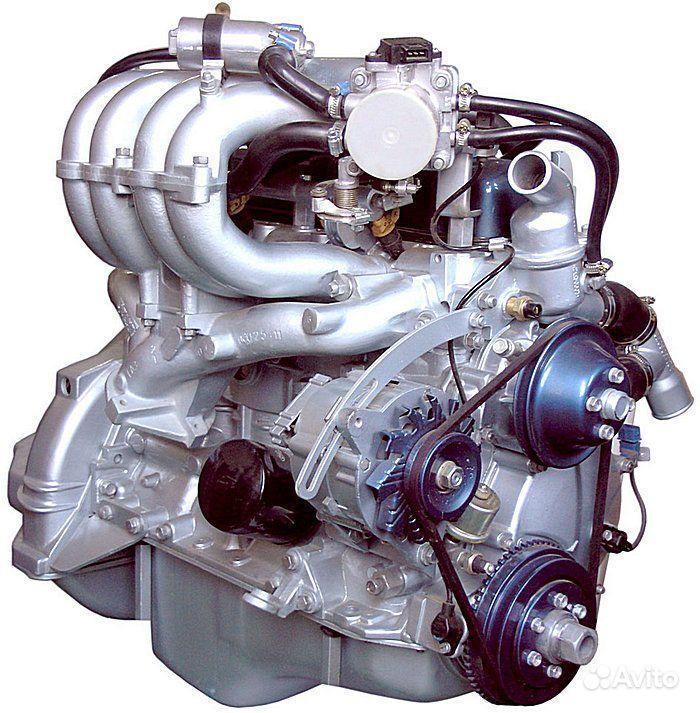 Двигатель УАЗ буханка 421 инжектор купить в Москве на Avito ...