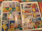 Журналы Simpsons comics 2006 г