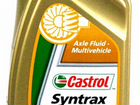 Масло Castrol Syntrax Longlife 1л