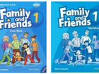 Family and Friends 1 Classbook+ Workbook (2 книги)
