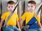 Адаптер ремня безопасности детский