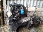 Двигатель Д 245 с зиловской коробкой в сборе