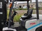 Дизельный вилочный погрузчик TCM FD30T3Z