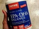 Омега 3 Рыбий жир Jarrow Formulas(США)