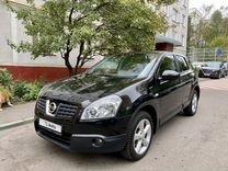 Nissan Qashqai 2.0CVT, 2008, 142381км