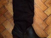 Сапоги кожаные Германия — Одежда, обувь, аксессуары в Санкт-Петербурге