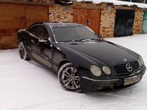 Mercedes-Benz CL-класс, 2000