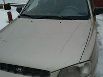 Hyundai Accent, 2002 г., Ростов-на-Дону