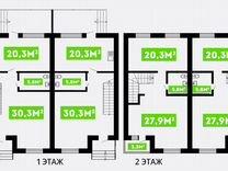 Коттедж 120 м² на участке 3,5 сот.