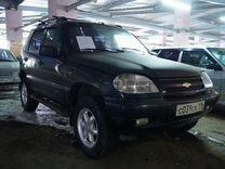 Chevrolet Niva, 2007 г., Ульяновск