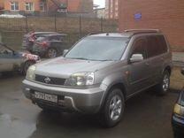 Nissan X-Trail, 2001 г., Новосибирск