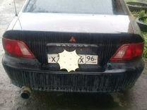 Mitsubishi Galant, 2002 г., Екатеринбург