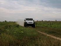 Jeep Wrangler, 2007 г., Москва