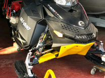 BRP renegade backcountry X 800R E-TEC