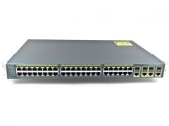 Коммутатор Cisco WS-C2960G-48TC-L