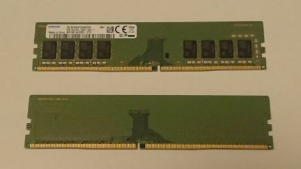 8gb DDR4 2666Mhz SAMSUNG