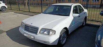 Mercedes-Benz C-класс 2.6МТ, 1997, 290000км объявление продам