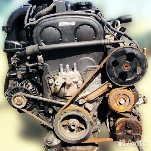 Контрактный б/у двс 4G93-T GDI Turbo Mitsubishi купить в