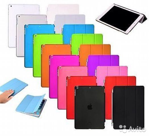 Комплект Flip Cover+ Case на iPad Mini/2/3/4/5 Teg— фотография №1