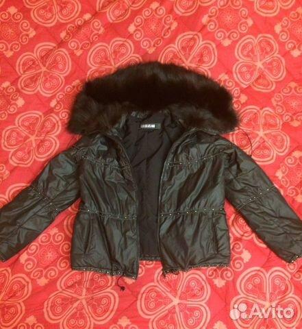 Зимние куртки тото