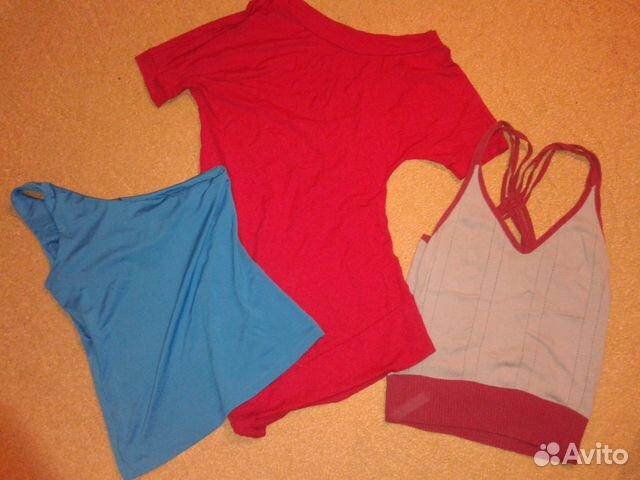 Купить женскую одежду б у на авито