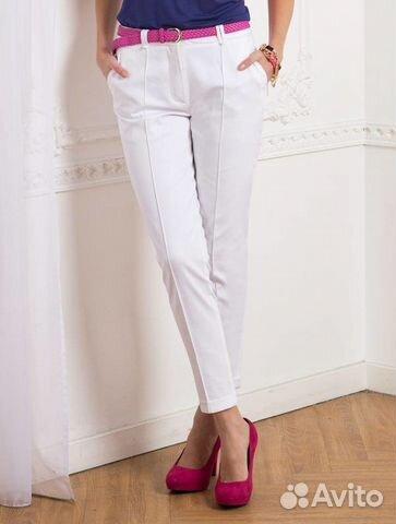 Белые брюки женские купить женские футболки со стразами интернет магазин