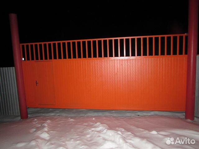 автоматические ворота екатаринбург