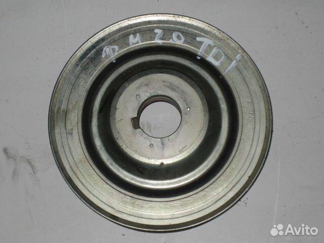 шкив коленвала ford s-max 2.0