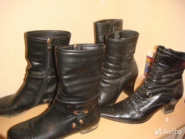 0e13d2649abc Продам женскую обувь купить в Ивановской области на Avito ...