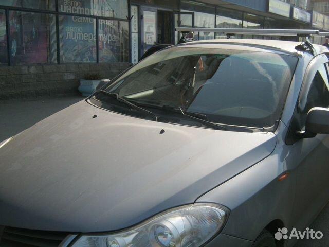 багажник на крышу автомобиля чери бонус сделать тонкую