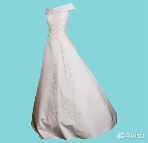 48d6782ad84 Свадебное платье г. Бийск купить в Алтайском крае на Avito ...