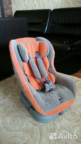 Детское автомобильное кресло б/у  волгоград